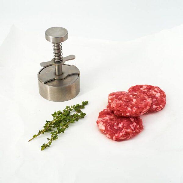 Mini hamburguesas mixtas