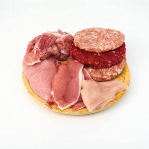 Pack carne magra Fitness
